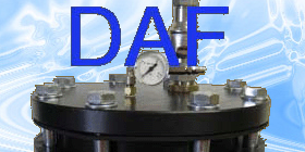 PITT-DAF - dissolved air flotation!